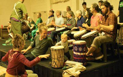Weekly Katoomba Drum Class