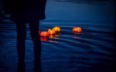 Lanterns on the Lake