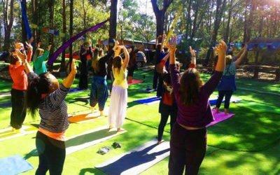 Weekly YogaDance Class