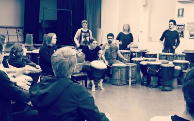 Hands on Drum Workshop