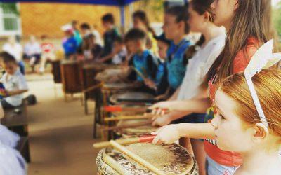Weekly Kids Warrimoo Drum Class