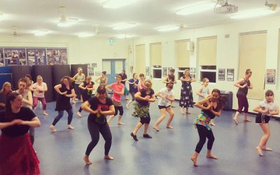 Weekly Springwood Dance Class