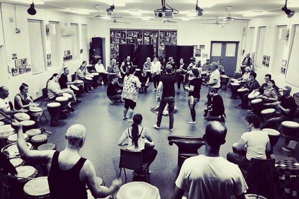 Weekly Springwood Drum Class